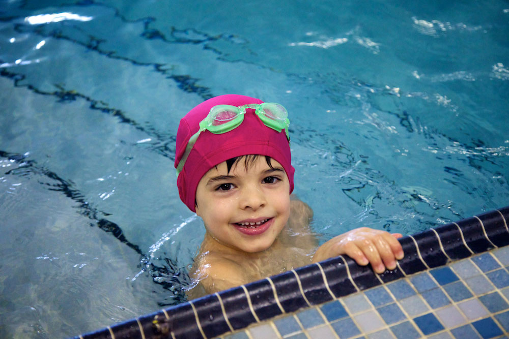 Dundas private swim classes